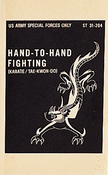 Hand-to-Hand Fighting Manual Book