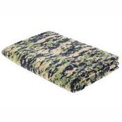 Rothco Camo Fleece Blanket Woodland Digital Camo
