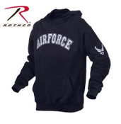 Rothco Air Force Embroidered Pullover Hoodie