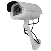Streetwise Heavy Duty Dummy Camera in Outdoor housing w/ Light