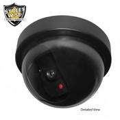 Streetwise Dome Dummy Camera w/ LED light