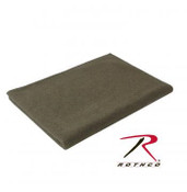 Rothco Wool Blanket Olive Drab