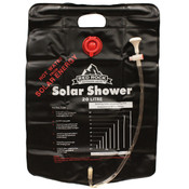 Red Rock 5 Gallon Solar Shower