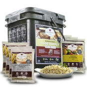 Wise Company 56 Serving Breakfast and Entree Package, 25 Year Shelf Life. Buy 3 Get 1 Free!