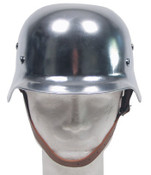 Reproduction German Army Helmet Chrome