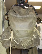 5 Canadian Forces Ruck Sacks (Frame Not Included)