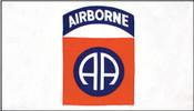 82nd Airborne Flag
