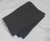 "*Canadian Army Surplus Polyester & Fleece Blankets Aprox 72"" x 52"""
