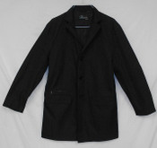 Riviera Milano Italian Jacket and Vest - Black
