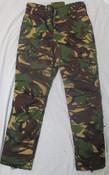 Combat Trouser w/ Liner - British Camo