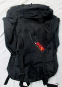 SGS Black Rucksack