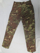 Combat Trouser - Italian Camo
