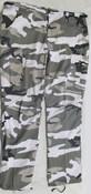 Combat Pants - Urban Camo