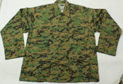 Woodland Digital Camo Combat Coat (New)