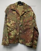 Woodland Camo Combat Coat (New)