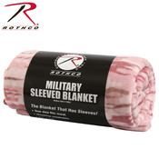 Rothco Military Sleeved Blanket