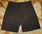 Un-issued Surplus Black Shorts