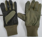 Canadian Forces Insulated Green Gloves