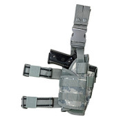 2955 Drop Leg Tactical Holster - Digital Camo