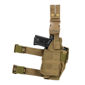 2955 Drop Leg Tactical Holster - Tan