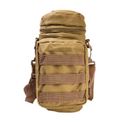 MOLLE Hydration Bottle Carrier - Tan