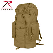 Rothco 45L Tactical Backpack - Coyote Brown