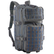 Red Rock Outdoor Gear Rebel Assault Pack - Tornado with Royal Blue stitching