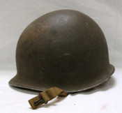 Spanish Army Steel Helmet  (WW2 US Army Style) Grade 2 (Buy 2 Get 1 Free - Limit 1/Customer)