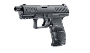 "WALTHER PPQ M2 NAVY SD 4.6"" 9MM, THREADED BARREL"