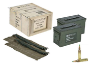 Federal .223/5.56x45 FMJ 62 gr 800 rds (1 Ammo Can)