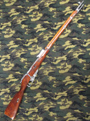Mosin Negant 1891/30 Chrome Finish 7.62x54