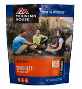 Mountain House Spaghetti Pouch w/ Meat