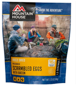 Mountain House Pouch Eggs w/ Bacon