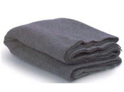 Surplus Fire Retardant Fleece Blanket