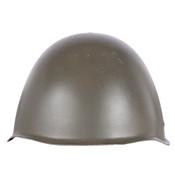 Polish Military Surplus Steel Helmet OD