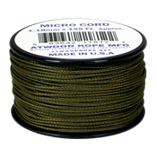 Atwood Rope 1.18mm Micro Cord - OD Green