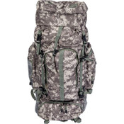 Extreme Pak™ Digital Camo Water-Resistant, Heavy-Duty Mountaineer's Backpack