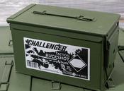 """Challenger 12ga 2 3/4"""" #4 Buckshot 175rds Magnum"""