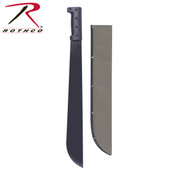 Rothco Bush Pro Steel Machete W/ Sheath