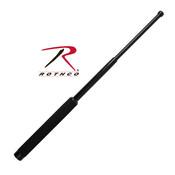 "Rothco Expandable Steel Baton W/ Sheath 21"" - Black"