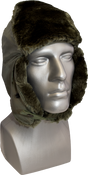 U.S. G.I. USAF Vintage B-9B Cold Weather Hat - Medium