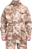 "British Desert DPM Windproof Smock, BRAND NEW!  Sized for a 6' Person with  39"" Chest."