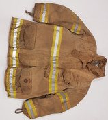 Firefighter Turnout Coat - Size 76/48