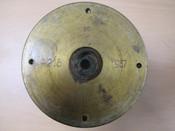 WW2 Era German 10.5 CM Light Howitzer Casing (Nazi Marked) 1937 Stamped