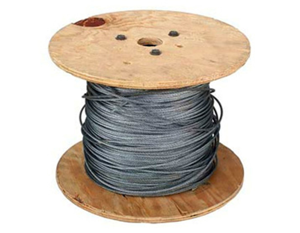 HarborWare Stainless Steel Cable, 5/16-inch 250'