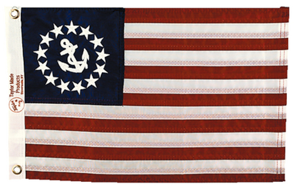 Taylor Made Sewn US Yacht Ensign 20 X 30