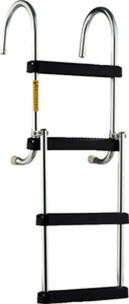 Garelick 2-4 Step Folding Toon Ladder w/ Cups