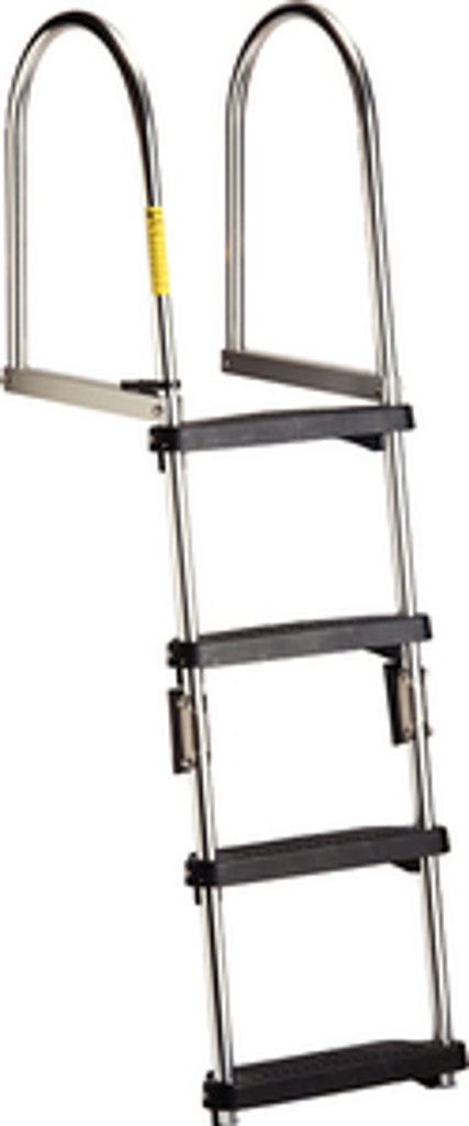 Garelick 2-4 Step Transom Toon Ladder