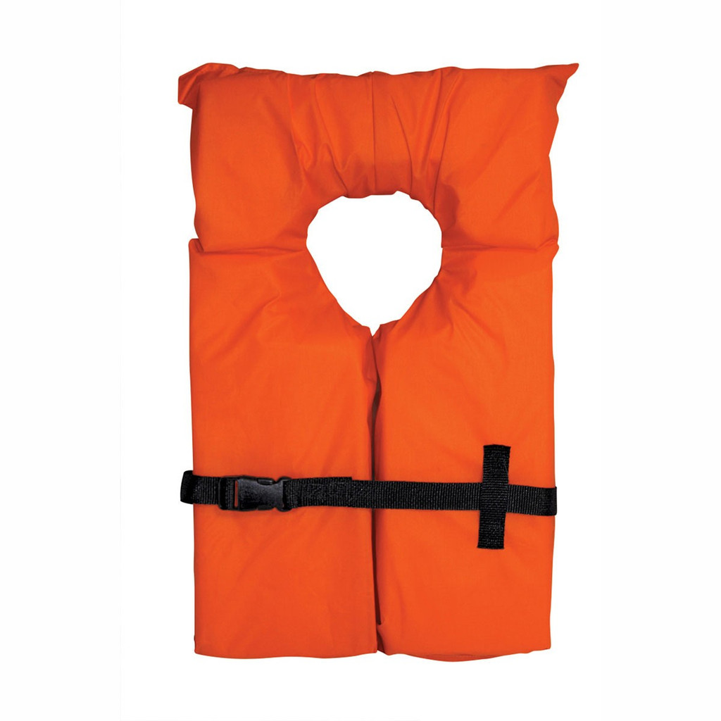 Kwik Tek Universal Life Vest, Adult Size, 12-Pack