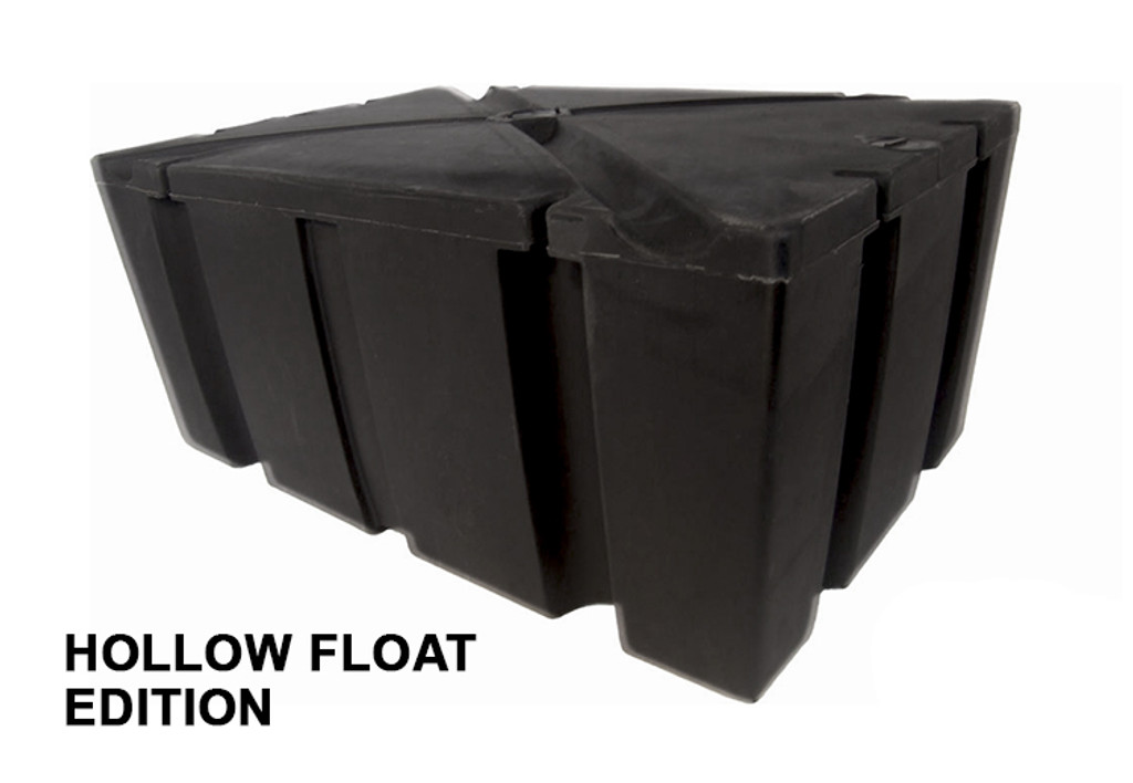 "HarborWare 2' x 4' x 16"" HOLLOW NO-FOAM Dock Float Drum"